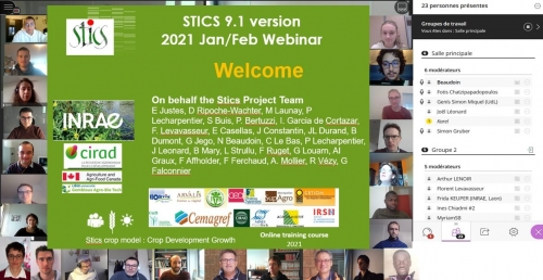 Formation STICS